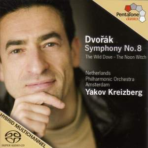 Dvorak: Symphony No. 8, The Wild Dove & The Noon Witch Product Image