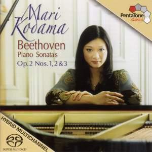 Beethoven: Piano Sonatas Nos. 1-3 Product Image