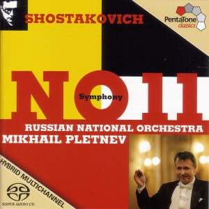 Shostakovich: Symphony No. 11 in G minor, Op. 103 'The year 1905'