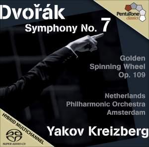 Dvorák: Symphony No.7/The Golden Spinning Wheel