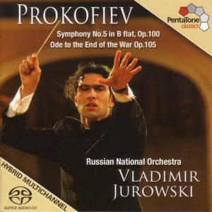 Prokofiev: Symphony No. 5/Ode to the End of the War