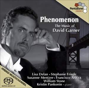 Phenomenon - The Music of David Garner