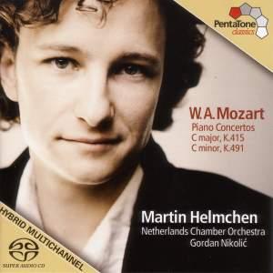 Mozart - Piano Concertos Nos. 13 & 24