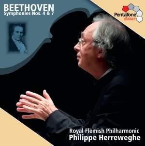 Beethoven - Symphonies Nos. 4 & 7