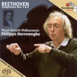 Beethoven - Symphonies Nos. 5 & 8