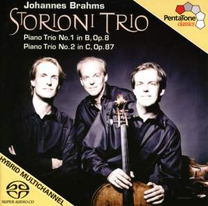 Brahms, J.: Piano Trios Nos. 1 and 2