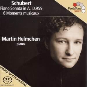 SCHUBERT, F.: Piano Sonata No. 20, D. 959 / 6 Moments musicaux, D. 780 (M. Helmchen)