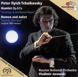 Tchaikovsky - Romeo and Juliet & Hamlet Product Image