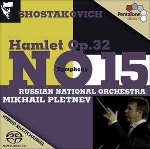 Shostakovich - Symphony No. 15 Product Image