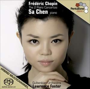 Chopin, F.: Piano Concertos Nos. 1 and 2