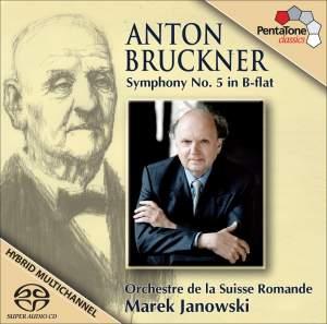 Symphony No. 5 (Swiss Romande Orchestra, M. Janowski)