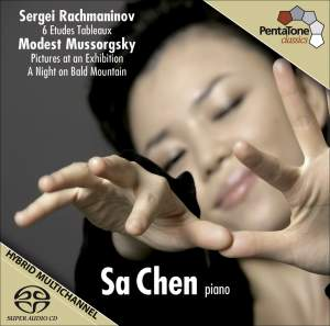 Rachmaninov, S.: 6 Etudes-Tableaux / Mussorgsky, M.: Pictures at an Exhibition / A Night On the Bare Mountain
