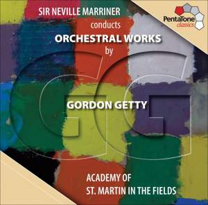 Getty - Orchestral Works