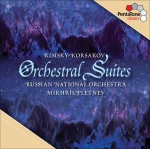 Rimsky-Korsakov - Orchestral Suites