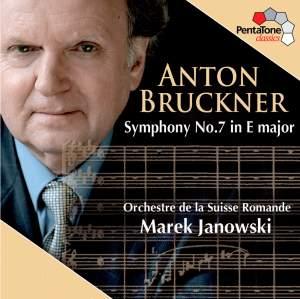 BRUCKNER, A.: Symphony No. 7 (Swiss Romande Orchestra, M. Janowski)