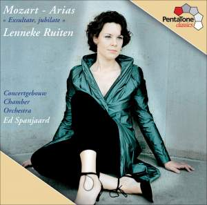 Mozart: Arias - Exsultate Jubilate KV 165