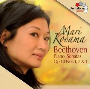 BEETHOVEN, L. van: Piano Sonatas Nos. 5-7 (Kodama)