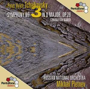 Tchaikovsky: Symphony No. 3 & Coronation March Product Image