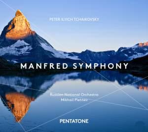 Tchaikovsky: Manfred Symphony, Op. 58 Product Image