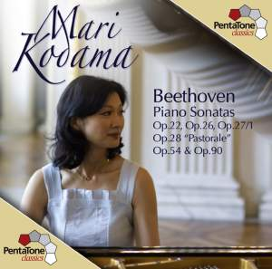 Beethoven: Piano Sonatas Nos. 11-13, 15, 22 & 27