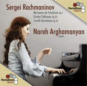 Nareh Argamanyan plays Rachmaninov