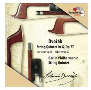 Dvorak: String Quintet in G, Op. 77