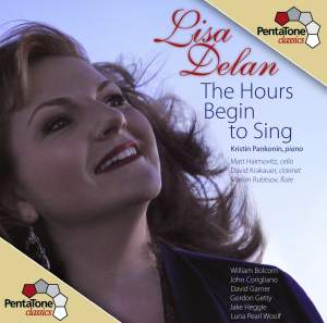 Lisa Delan: The Hours Begin to Sing