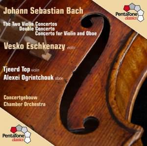 JS Bach: Violin Concertos Nos. 1 & 2 & Concerto for 2 Violins