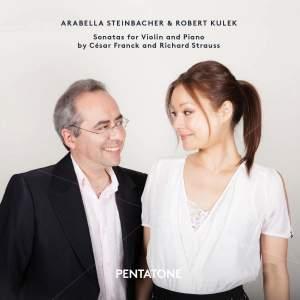 Franck & R. Strauss: Violin Sonatas