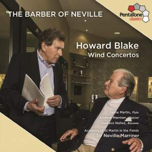 Howard Blake: The Barber of Neville