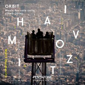 Orbit: Music for Solo Cello Product Image