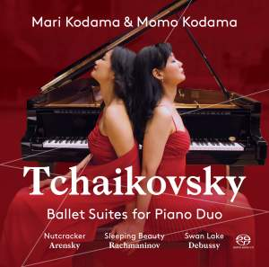 Tchaikovsky: Ballet Suites (transcribed for Piano Duo)
