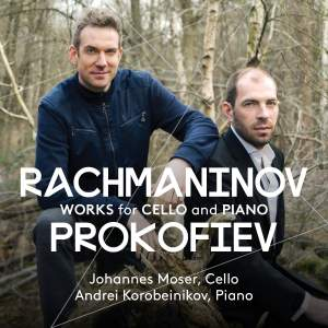 Rachmaninov & Prokofiev: Works for Cello and Piano
