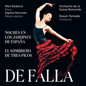 De Falla: Noches en los jardines de Espana&#x3B; El sombrero de tres picos