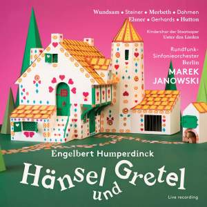 Humperdinck: Hänsel und Gretel Product Image