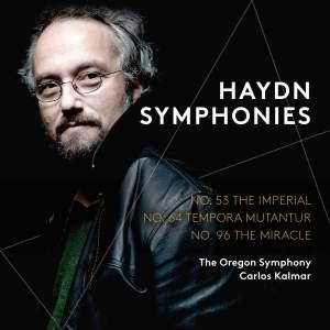Haydn: Symphonies Nos. 53, 64 & 96