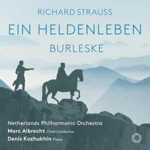 Strauss: Ein Heldenleben & Burleske Product Image