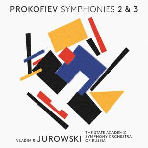 Prokofiev: Symphonies Nos. 2 & 3 Product Image