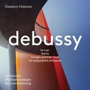 Debussy: La Mer, Iberia, Images Premier Livre, Six Epigraphes Antiques