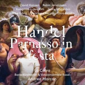 Handel: Parnasso in Festa, HWV73