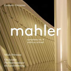 Mahler: Symphony No. 4 Product Image