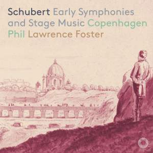 Schubert: Early Symphonies and Stage Music Product Image