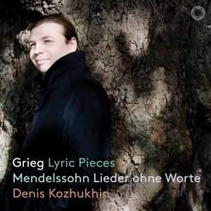Grieg: Lyric Pieces & Mendelssohn: Lieder ohne Worte