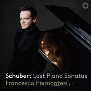 Schubert: Last Piano Sonatas