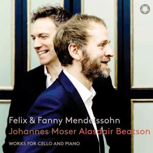 Felix & Fanny Mendelssohn: Works for Cello and Piano Product Image