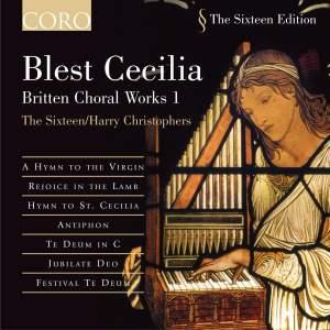 Blest Cecilia