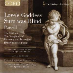 Love's Goddess Sure was Blind Product Image