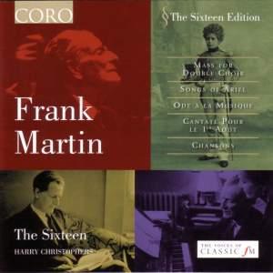 Frank Martin: Choral Works
