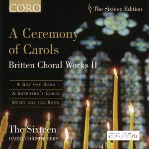 A Ceremony of Carols Product Image