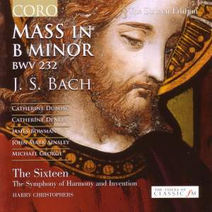 Bach, J S: Mass in B minor, BWV232 Product Image